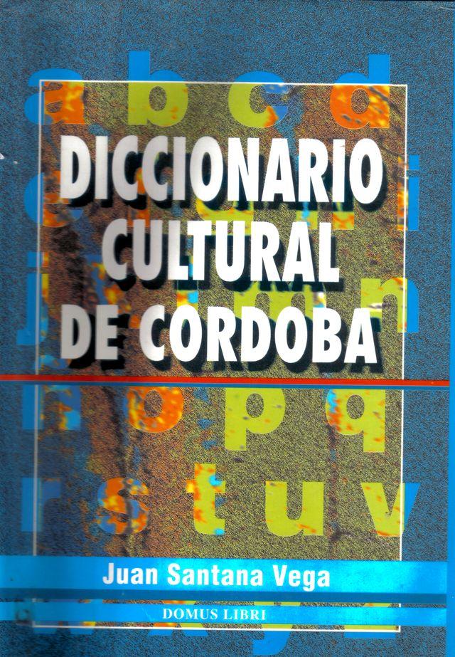 DICCIONARIO CULTURAL DE CÓRDOBA