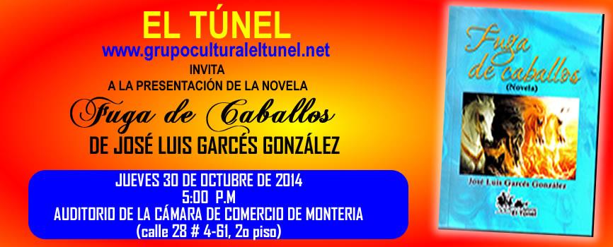 FUGA DE CABALLOS PUBLICVIDAD