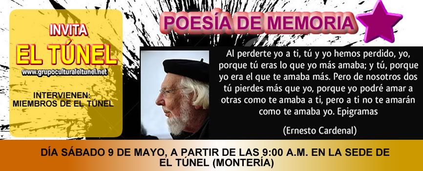 POESIA DE MEMORIA